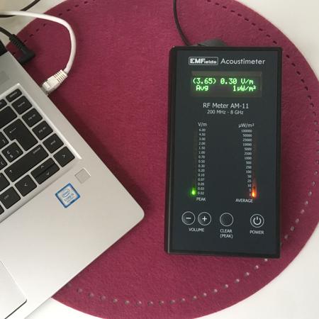Acoustimeter AM-11