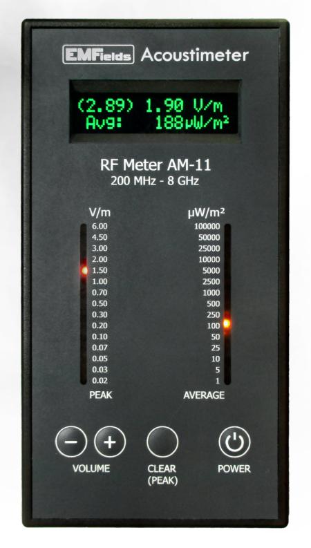eSmog Messgerät Acousticom AM-11