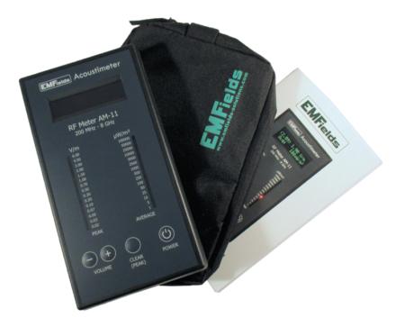 eSmog Messgerät Acoustimeter AM-11